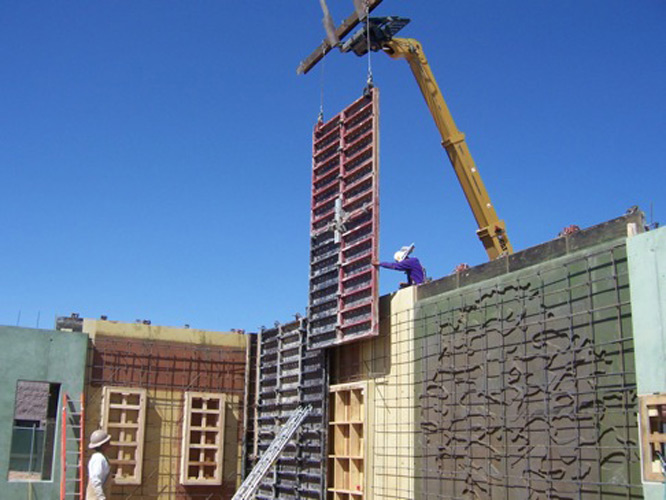 Pinon Elementary School Library Addition, New Mexico